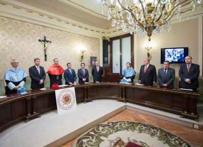 Salón de los Estrados, Diputación Provincial de Burgos