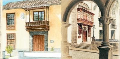 Invitación a la ceremonia de Inauguración del curso en La Palma