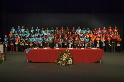 Titulados Ciudad Real curso 2011/12