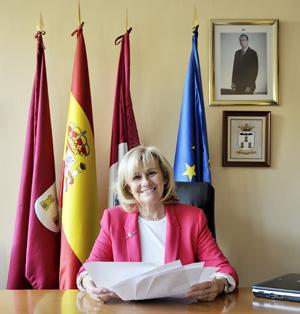ALCALDESA DE ALBACETE